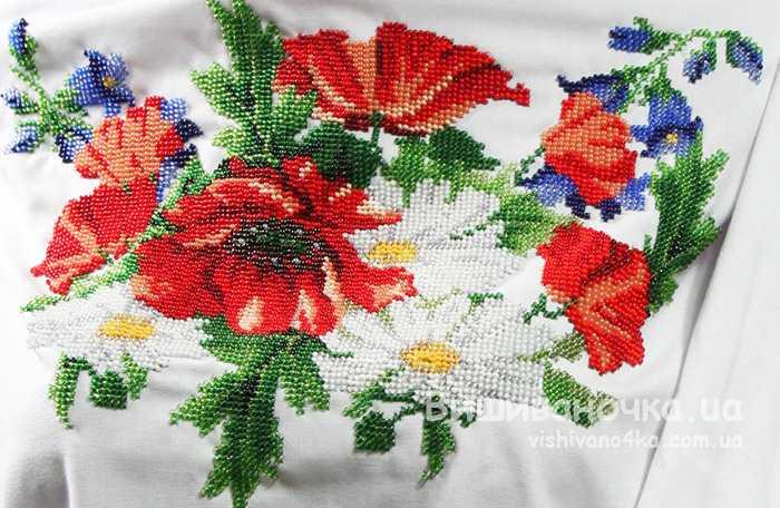 Купити жіночі вишиванки бісером - vishivano4ka.com.ua 45781fcdf9cde