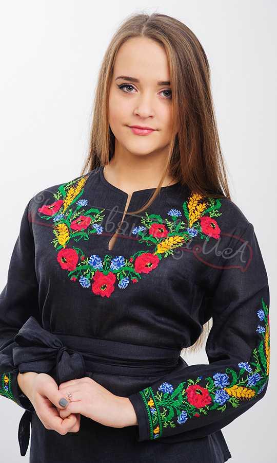 Блузки Вишиті Фото В Новосибирске