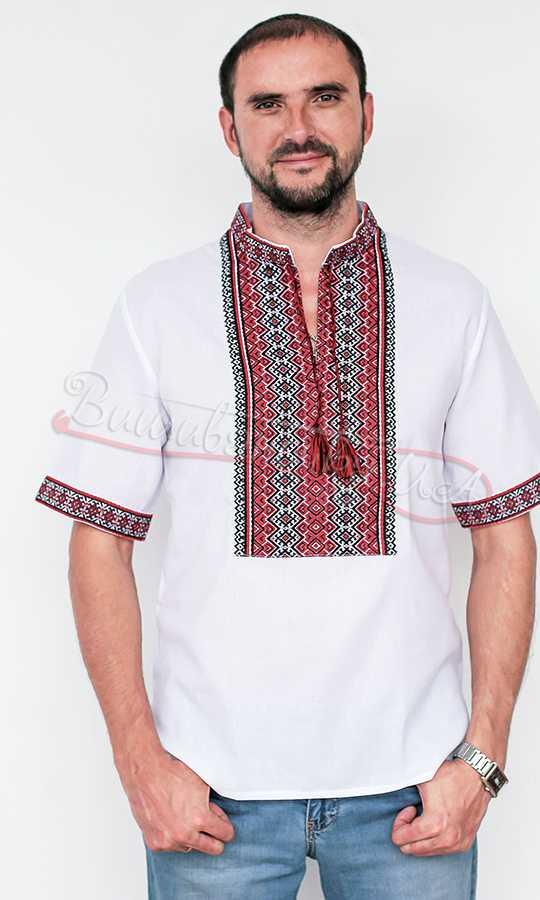 Купить мужскую вышиванку в интернет-магазине Вышиваночка.ua 82e26c1bdeda8