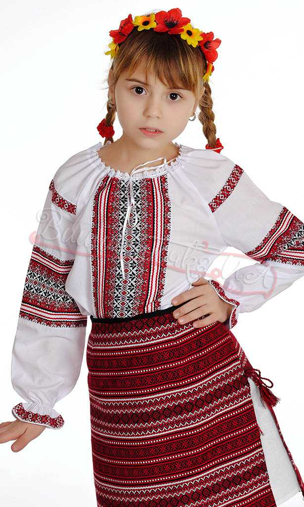 f95620b8fc875f Дитячі вишиванки з льону | Вишиваночка.ua