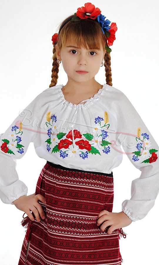 Купити вишиванку для дівчинки недорого в інтернет-магазині ... 25bd4f5629abf