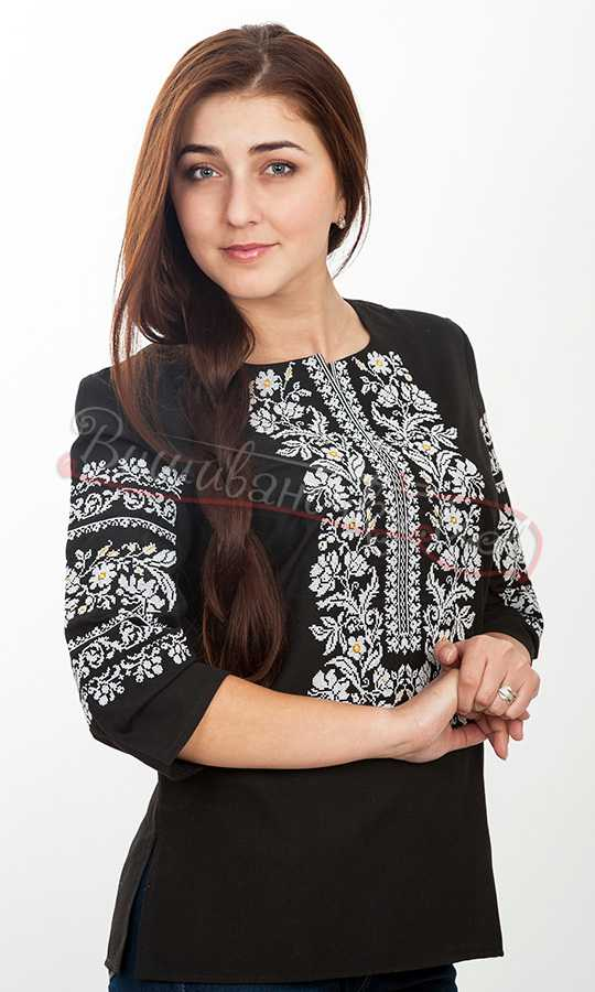 Купити жіночу вишиту сорочку 43e12c4a60ac7