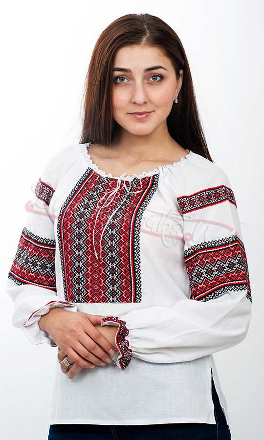 Купити жіночу вишиванку в інтернет-магазині «Вишиваночка.ua» 81532a750b982