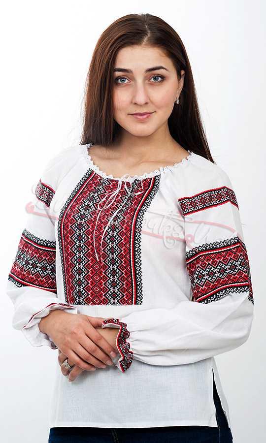 Купити українську вишиванку - інтернет-магазин «Вишиваночка» ea63de0e3e5b4