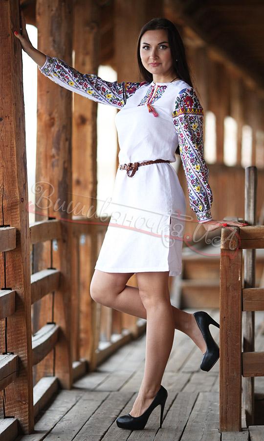 Жіноче вишите плаття ЖТХ 025 купити в інтернет-магазині 75cad2a5667a1