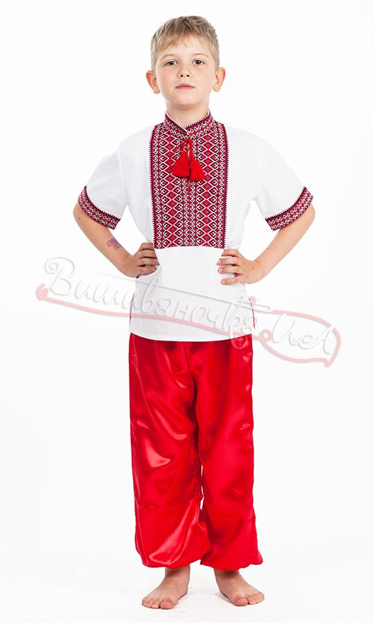 Купити дитячу вишиванку для хлопчика - магазин «Вишиваночка.ua» 2f4cc2e15654e