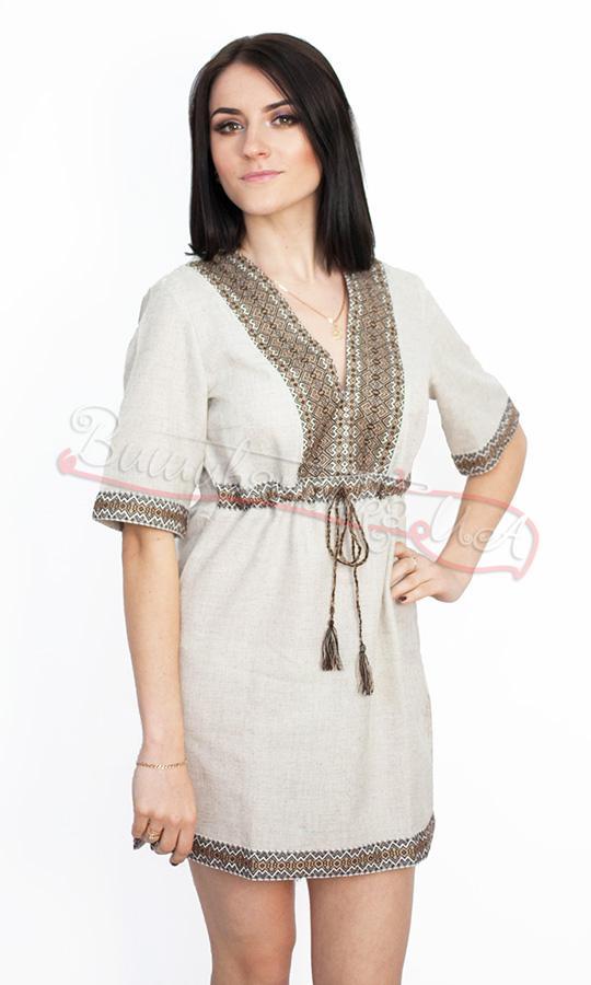 Плаття-туніка вишиванка жіноча 0013 8f090e9337bb7