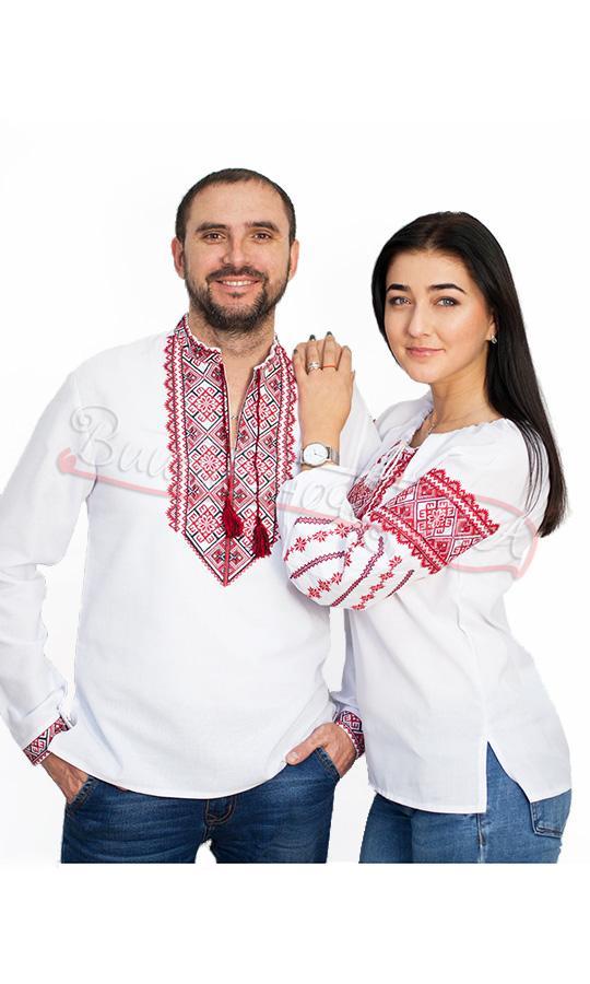 Купити вишиванки для пари - виробник «Вишиваночка.ua» 6c5305c3de967