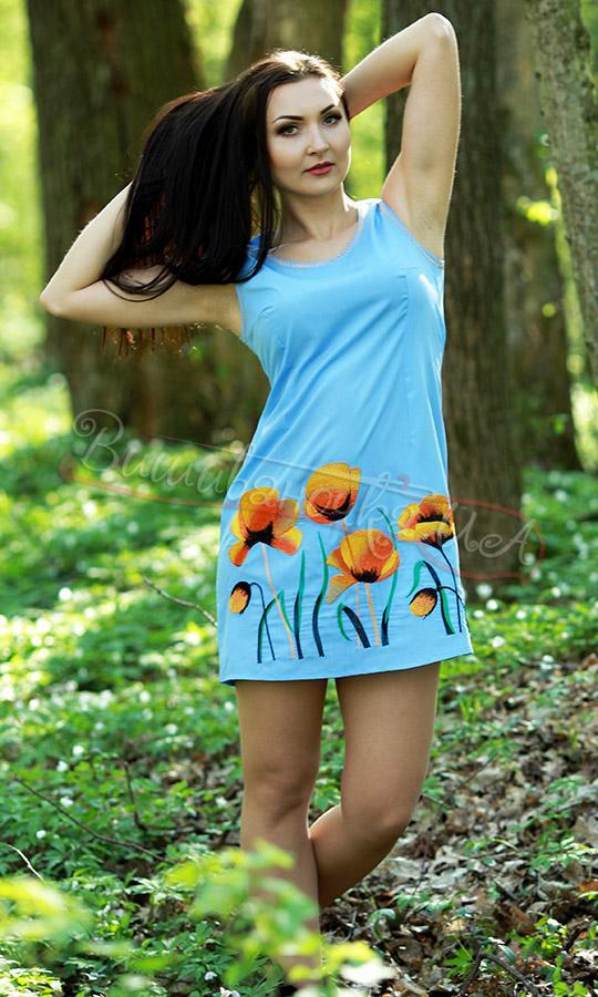 Вишите молодіжне плаття 7111 d70b98069b47a