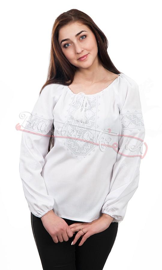 e46e422a4953ce Жіноча блузка з вишивкою 5588 купити в інтернет-магазині