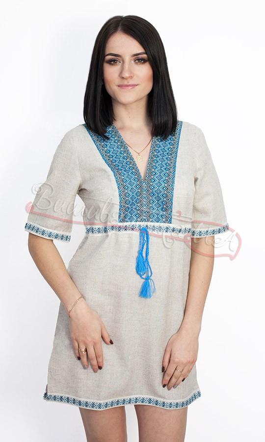 fb3bbe511f1b86 Купити жіноче вишите плаття, вишиту туніку недорого