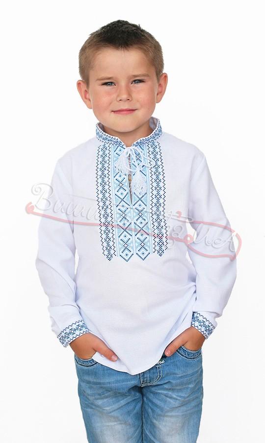 Купити вишиванку для хлопчика - виробник «Вишиваночка.ua» 99204bd2705d4