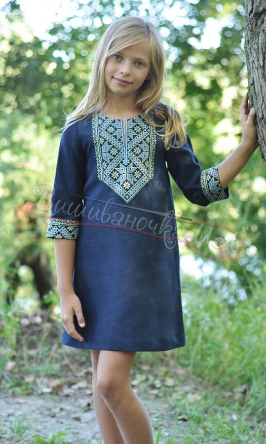03bd1671a695445 Вышитые платья для детей в Украине | Вишиваночка.ua