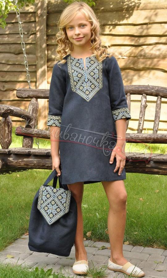 Купити вишиванку для дівчинки недорого в інтернет-магазині ... 21e6277ba41b7
