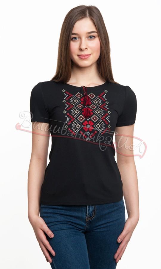 Купити футболку з вишивкою в інтернет-магазині vishivano4ka.com.ua bbf2f9910dac9