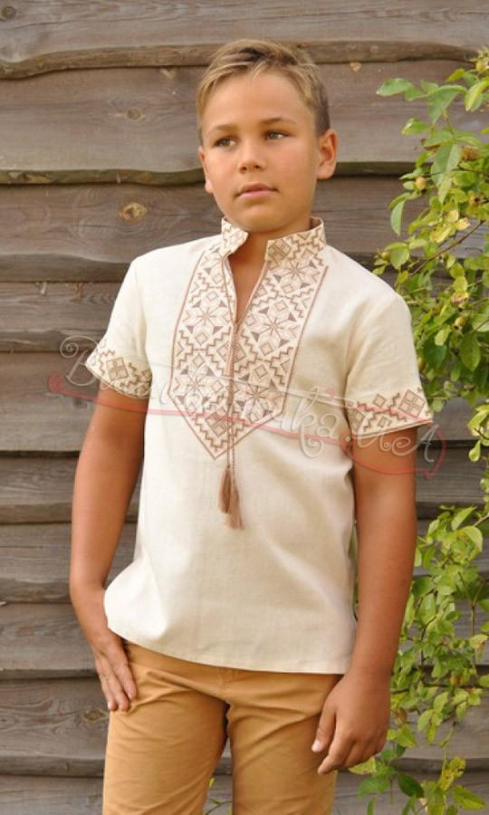 New. Вишиванка для хлопчика з коротким рукавом ДМ16к. 540 грн. Детальнiше.  New. Довге плаття кольору пудра П16 0856e51c12fae