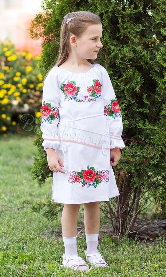 Купити вишиванку для дівчинки недорого в інтернет-магазині ... 9ec0306fcb6d7