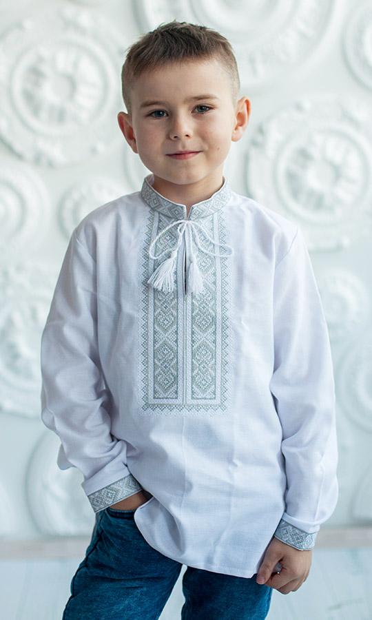 Купити вишиванку для хлопчика - виробник «Вишиваночка.ua» ac8ee9d2681f8
