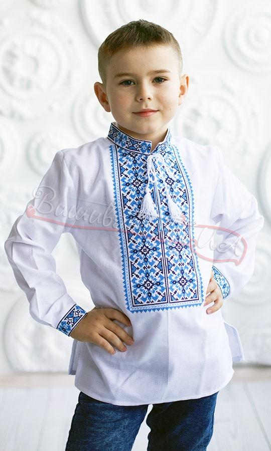 Купити вишиванку для хлопчика - виробник «Вишиваночка.ua» bc87870131833