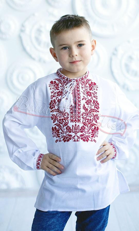05f7fa11ed754e Купити вишиванку для хлопчика - виробник «Вишиваночка.ua»