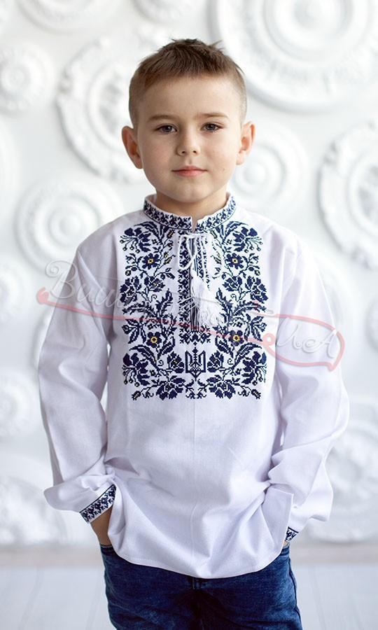Купити вишиванку для хлопчика - виробник «Вишиваночка.ua» 0b19a7640e1ce