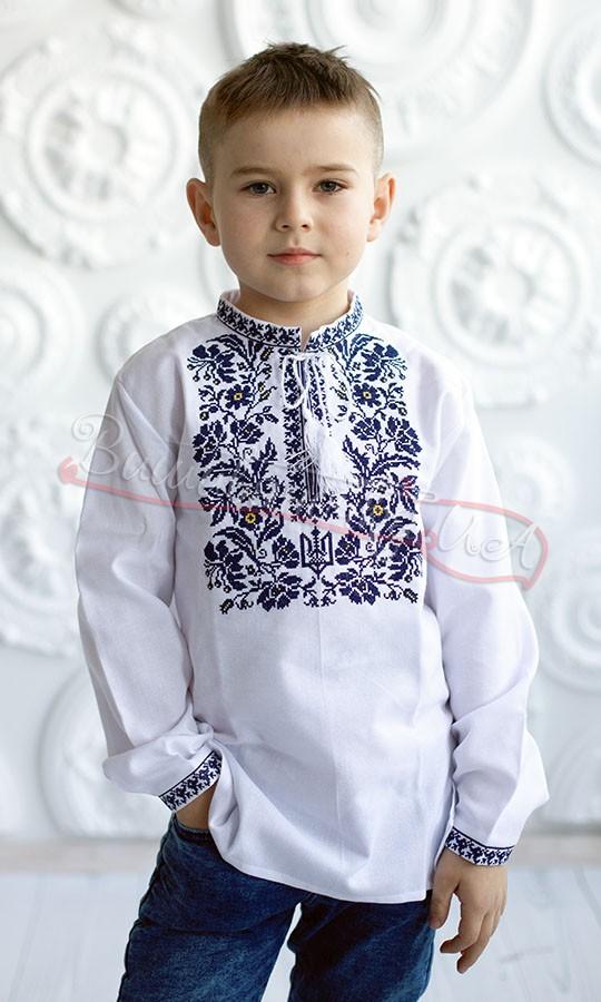 Вишита сорочка з сокальським узором на хлопчика 7725. 270 грн. df87df358d3e5