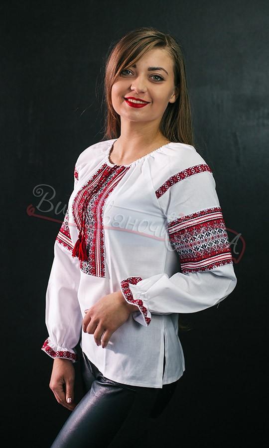 Женские украинские вышиванки от производителя   Вишиваночка.ua cbc7b7e6e30