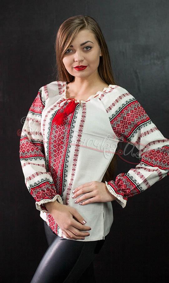 da032d25c13923 Купити жіночу вишиванку в інтернет-магазині «Вишиваночка.ua»