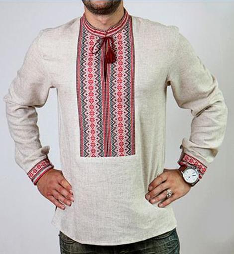 Что нужно знать при выборе мужской вышиванки e8378a4a60c35