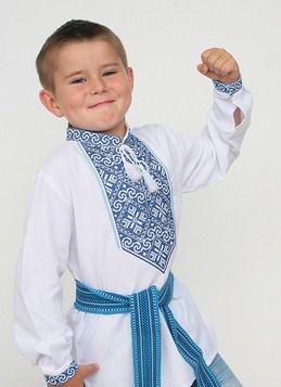 Купити дитячу вишиванку оптом від виробника - vishivano4ka.com.ua cec393046a9f5