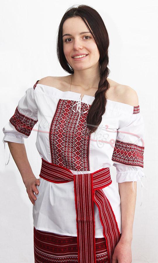 def59c16b0df44 Купити українську вишиванку - інтернет-магазин «Вишиваночка»