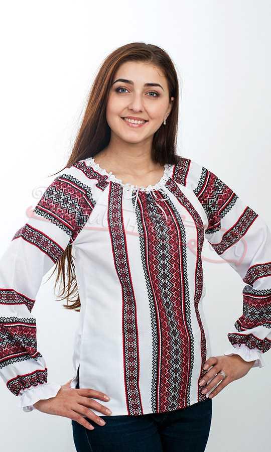 ef0f0649274 Купити жіночу вишиту сорочку від вітчизняного виробника
