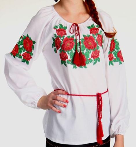 Что нужно знать при выборе женской вышиванки f4a5daf5abcaf