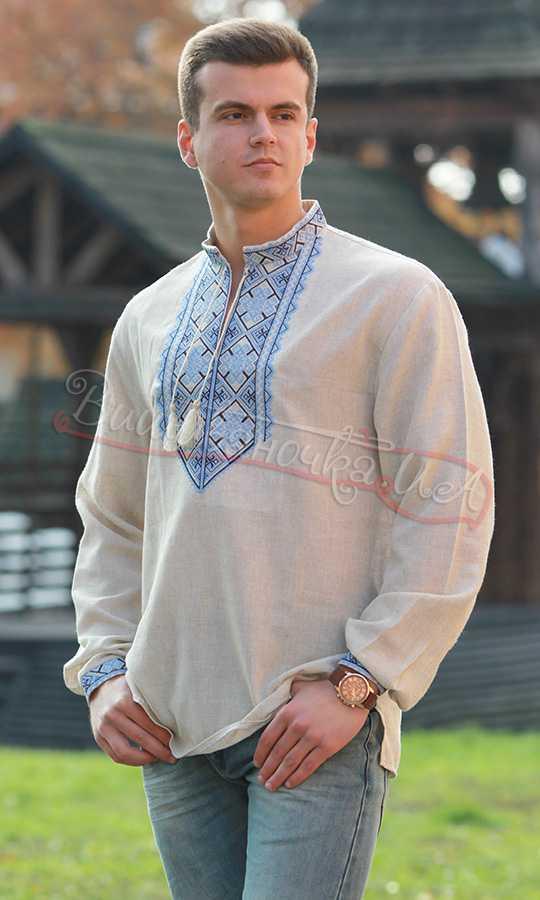 Чоловічі вишиванки вишиті по сорочці
