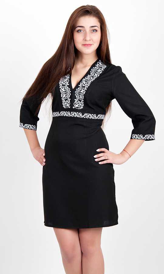 Купити жіноче вишите плаття 8dff28909dae2